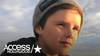 Cruz Beckham Wows With A Cover Of Charlie Puth's 'One Call Away'  | Access Hollywood