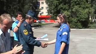 Военизированные соревнования по ГО и ЧС-2014, посвященные Дню защиты детей