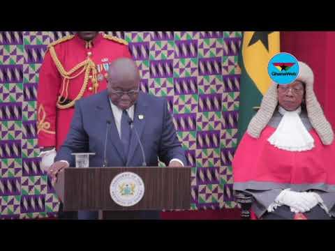 President Akufo-Addo delivers second SoNA - FULL SPEECH