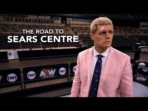 AEW - The Road To Sears Centre