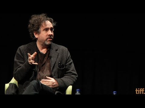 TIM BURTON | Master Class | Higher Learning