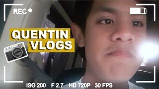 EP 25: Quentin Vlogs