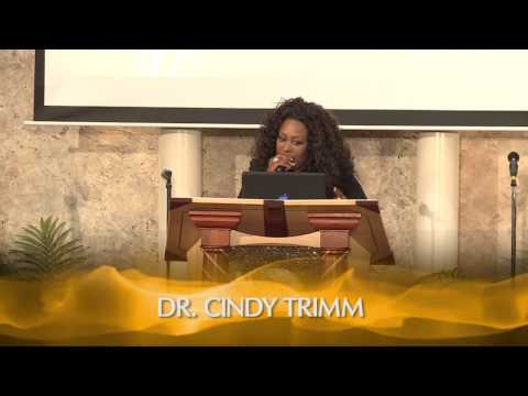 I'm Coming Out of This Part 1 - Dr. Cindy Trimm