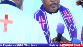 Ibada ya kuaga mwili wa Prof. Leonard Elisa Kileo Lema Mzee wetu wa Kanisa msitafu Usharika