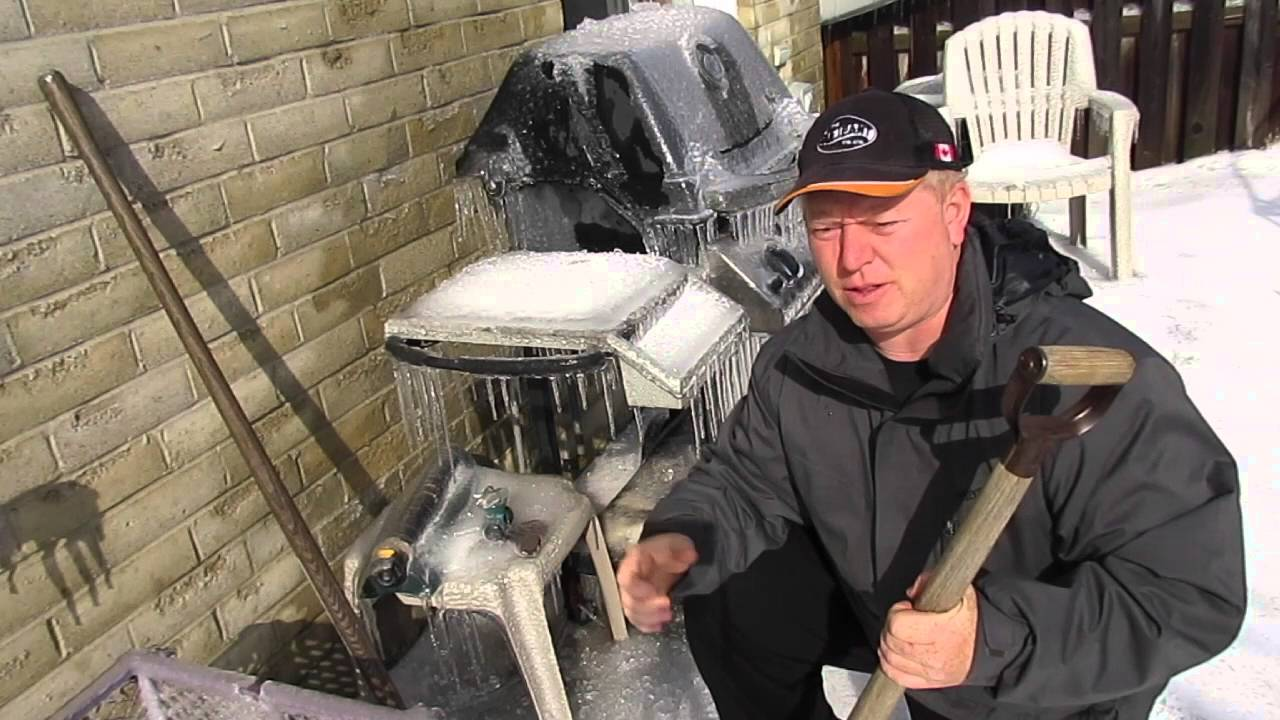 maxresdefault - How To Get Rid Of Packed Snow On Driveway