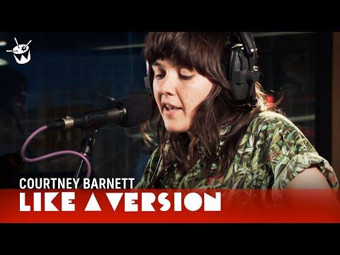 Courtney Barnett plays 'History Eraser' live on triple j