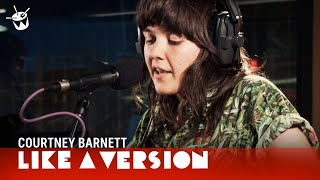 courtney barnett plays history eraser live on triple j