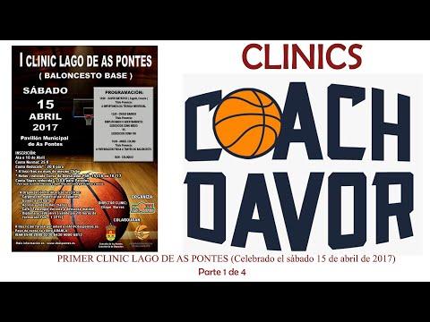 I Clinic Lago de As Pontes DAVOR MATKOVIC parte 1