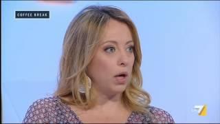 Giorgia Meloni Su Via Almirante: 'sempre Favorevole Ma Non è Questo Il Mio Programma'