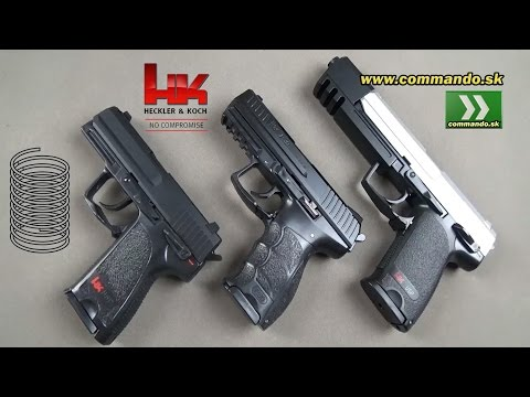 Umarex Heckler & Koch HK Manual Pistols