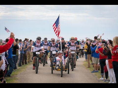 2016 W100K hosted by President George W. Bush