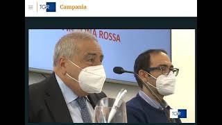 TGR CAMPANIA FRANCO VERDE 5 MAGGIO 2021