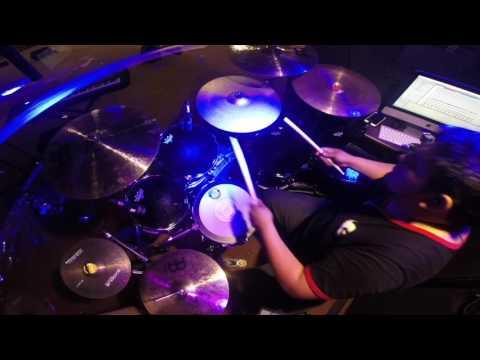 Tell The World BJ Putnam Drum Cover