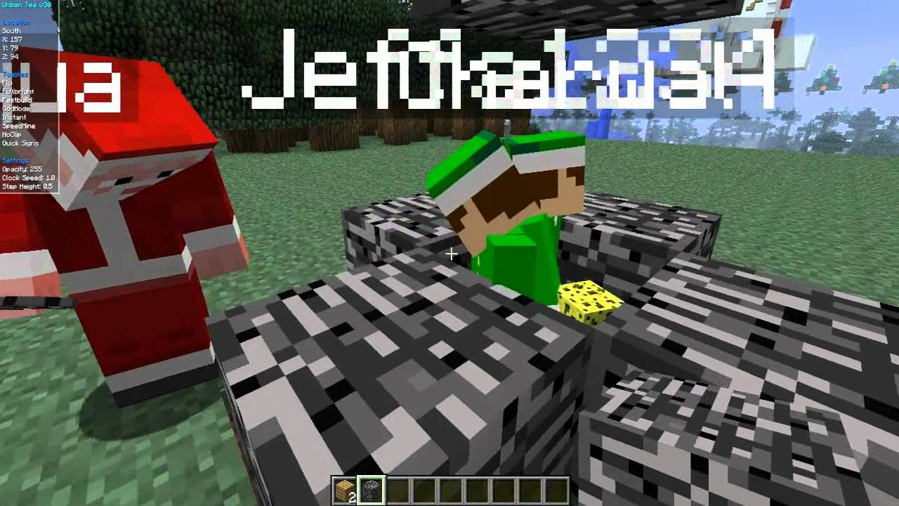 Minecraft Griefing - Extreme Server Makeover: Christmas Edition ...