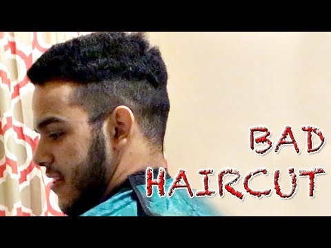 How to Fix a Bad Haircut in 5 minutes