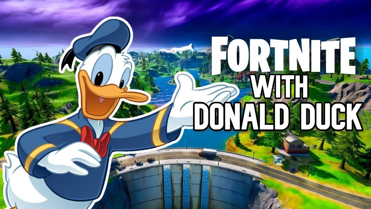 I Voice Trolled With Donald Duck ( So Funny )