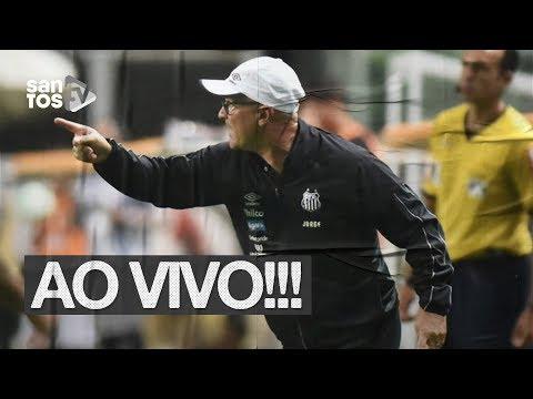 JORGE DESIO | PÓS-JOGO AO VIVO (04/08/19)