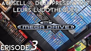 [Ludothèque / Collection : Mega Drive] Episode 3