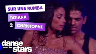 DALS S08 -Tatiana Silva, Christophe Licata & Nicolas Archambault pour une rumba sur I Feel It Coming