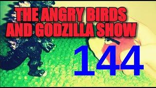 "The Angry Birds And Godzilla Show - Episode 144: ""Birdfreeze"""