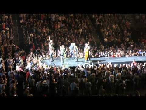 2012 Lady Antebellum concert at the Staples Center + Darius Rucker