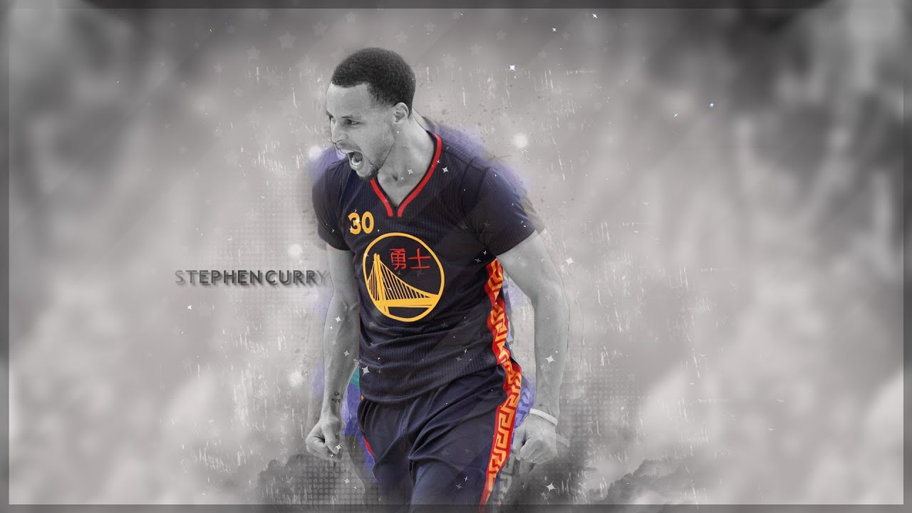 Stephen Curry Wallpaper Speedart  YouTube