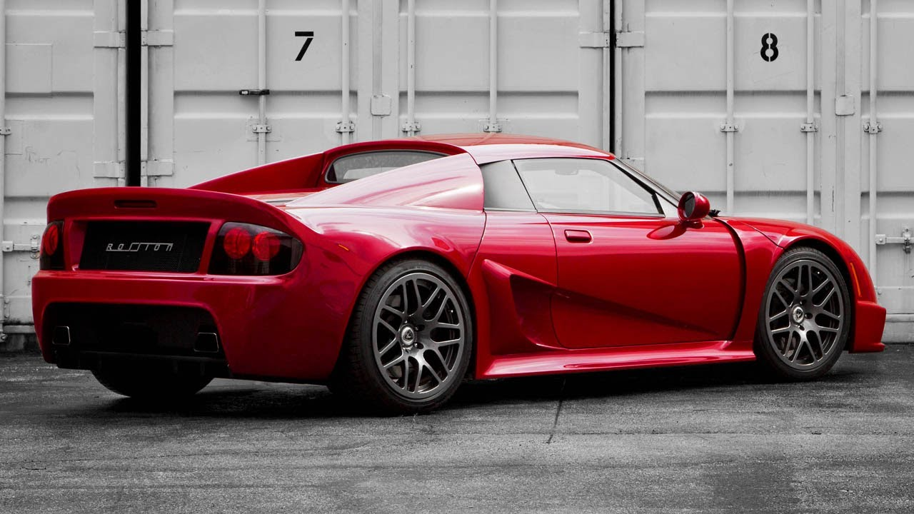 Rossion Cars! Perfecting Noble's Design with the Rossion Q1 & RP120 ...