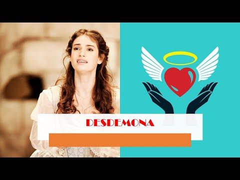 Desdemona essay meaning