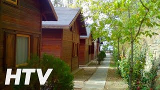 Alpujarras Camping, Hotel en Laroles