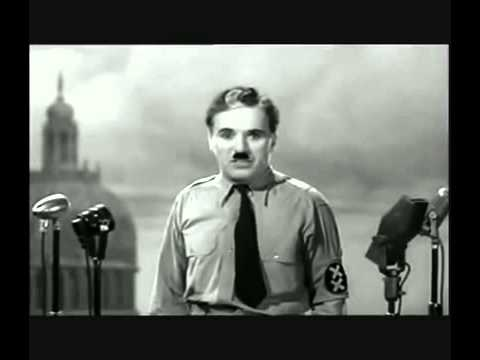 Charlie Chaplin  Le discours final  Hans Zimmer  Time