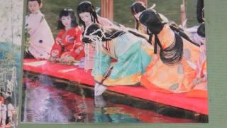 鎮守の社(野宮神社・京都・嵐山)*