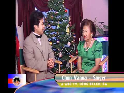 Chun Vanna - Interview - Cambodian Entertainer before 1975 Part - 1