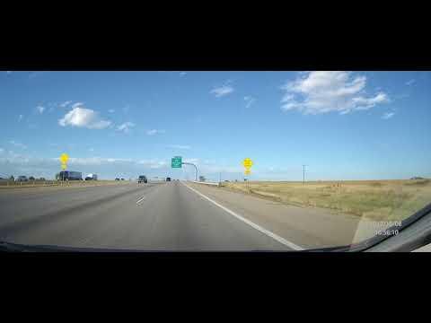 Rollover Car Crash - NB I-25 Oct 8 2017