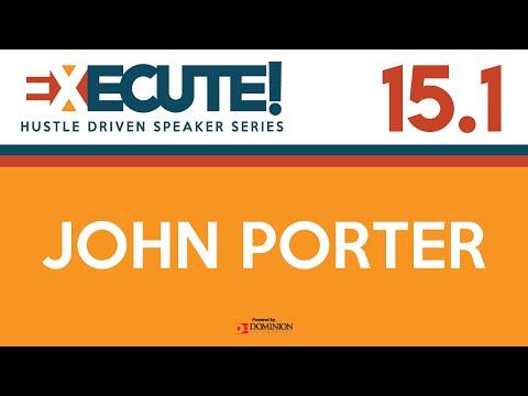 Execute Presents John Porter of Handsome Biscuit