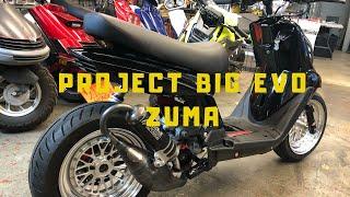 YAMAHA BWs(Zuma) 車友影片】- 台灣、日本車友影片分享