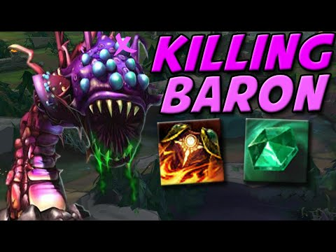 KILLING BARON WITHOUT ATTACKING IT? - SUNFIRE + CINDERHULK COMBINATION