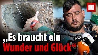 Sein Sohn stürzte in ein 110 Meter tiefes Loch | Verzweifelter Vater von Julen (2)