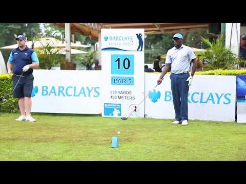 Barclays Kenya open kicks off proper
