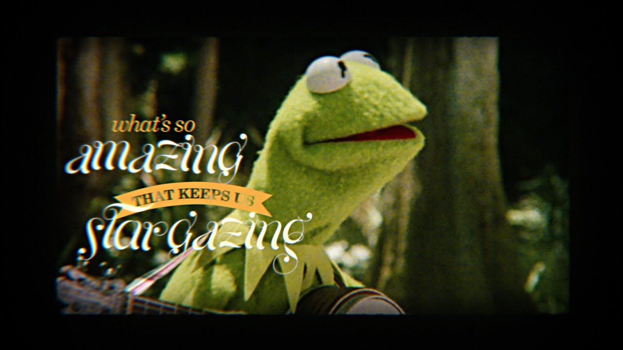 The Muppet Movie - Rainbow Connection
