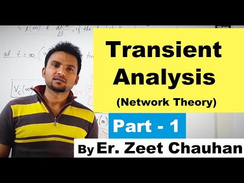 Transient Analysis Part-1 RGPV 3rd Sem CBCS (NAS)