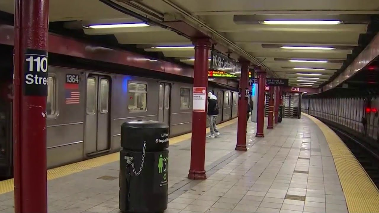 Naked Man Electrocuted During Unprovoked Subway Attack
