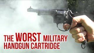 The WORST Military Handgun Cartridge of the 20th Century?