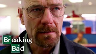Walter White Places a Tracker on Gus Fring's Car - S4 E8 Clip #BreakingBad