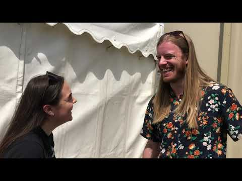 Asger from VOLA tells me why Scandinavia produces so many great bands - Ramblin' Man Fair Interview