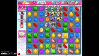 Candy Crush Level 429 w/audio tips, hints, tricks