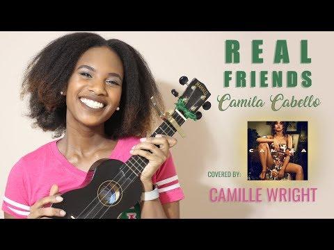Camila Cabello - Real Friends Cover (Camille Wright)