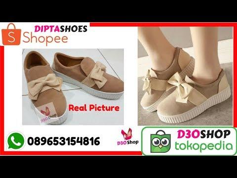 Jual Sepatu Wanita Flat Shoes Online Murah | Jual Sepatu Flat shoes Wanita Online Murah 089653134816