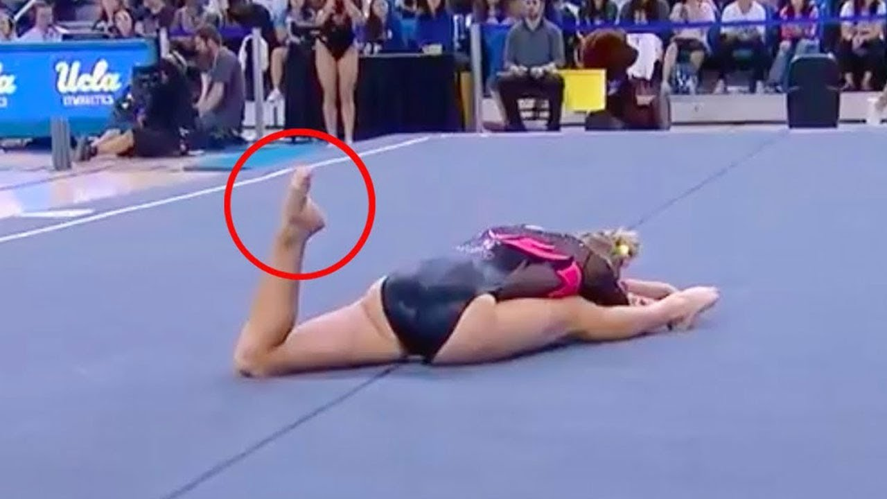 20 UNBELIEVABLE MOMENTS CAUGHT IN SPORTS