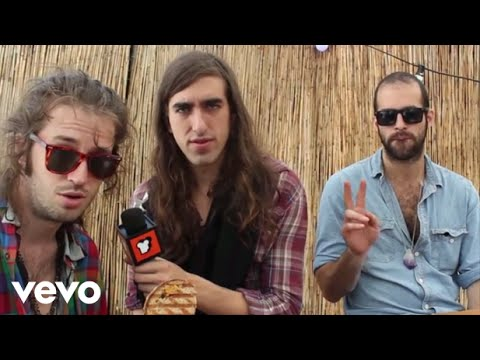 Crystal Fighters - Toazted Interview 2011 (part 1)