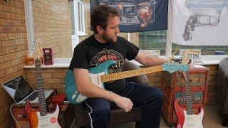 Squier Stratocaster Comparison Affinity Vs Standard Vs Classic Vibe